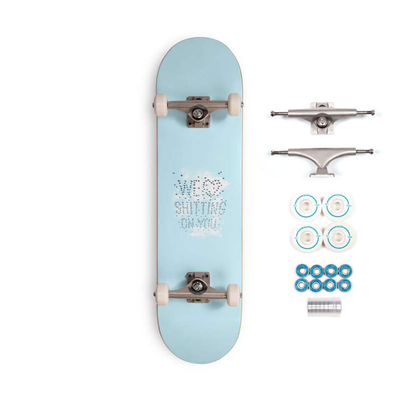 Call Of Doody Accessories Complete - Basic Skateboard by Made With Awesome