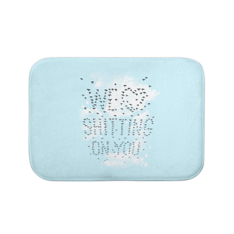 Call Of Doody Home Bath Mat by Made With Awesome
