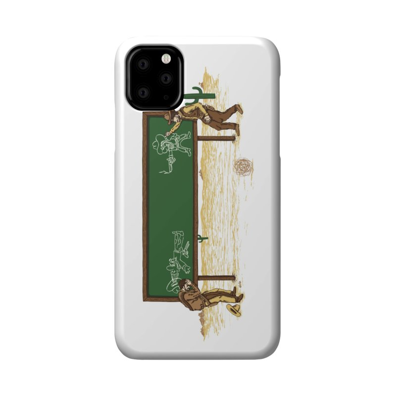 Quick Draw Accessories Phone Case by Made With Awesome