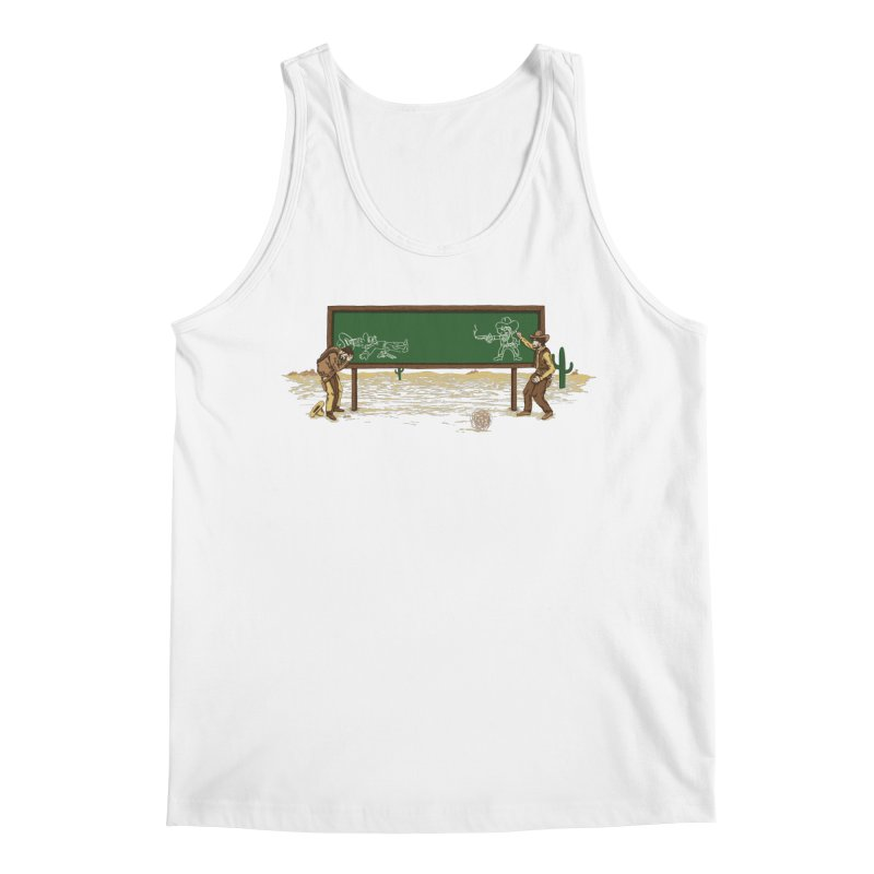 Quick Draw Men's Regular Tank by Made With Awesome