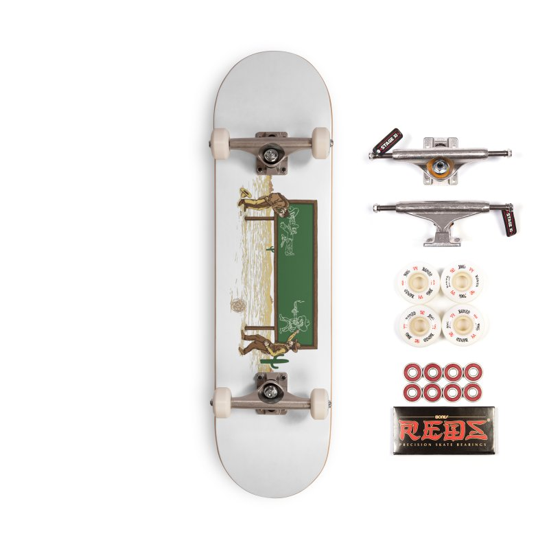 Quick Draw Accessories Complete - Pro Skateboard by Made With Awesome