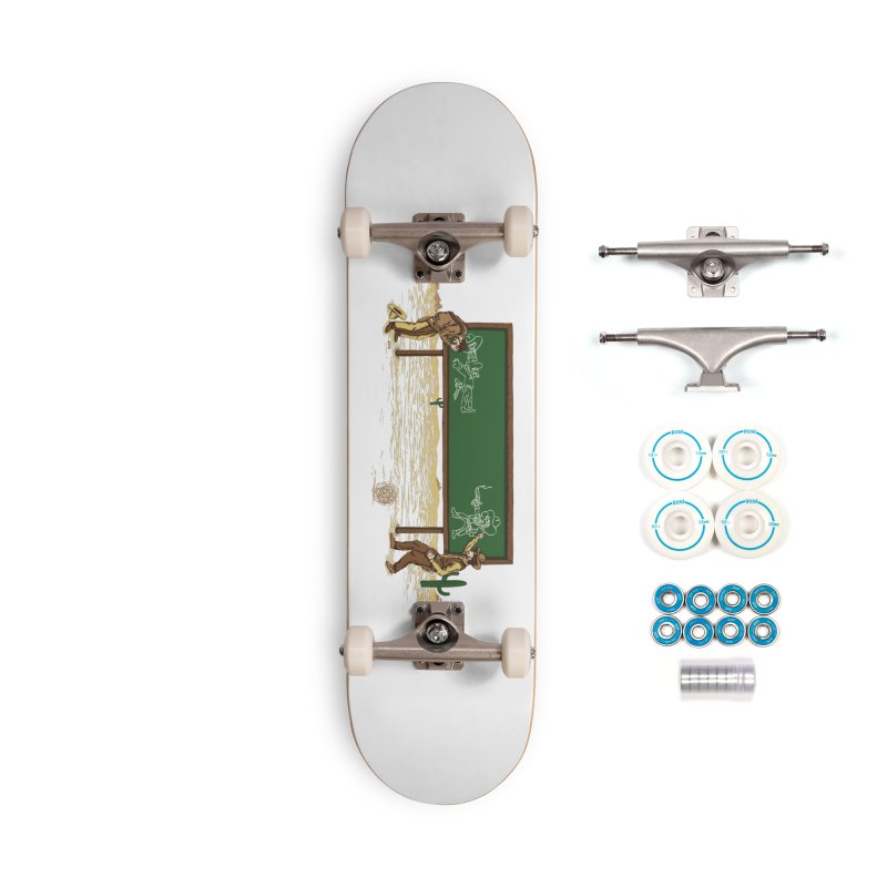 Quick Draw Accessories Complete - Basic Skateboard by Made With Awesome
