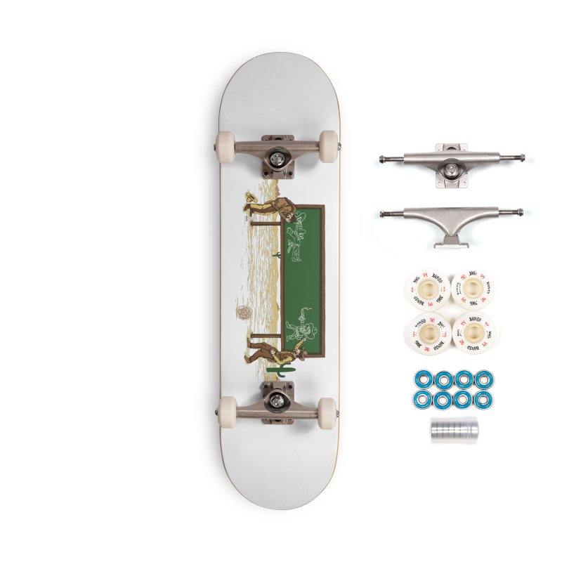 Quick Draw Accessories Complete - Premium Skateboard by Made With Awesome