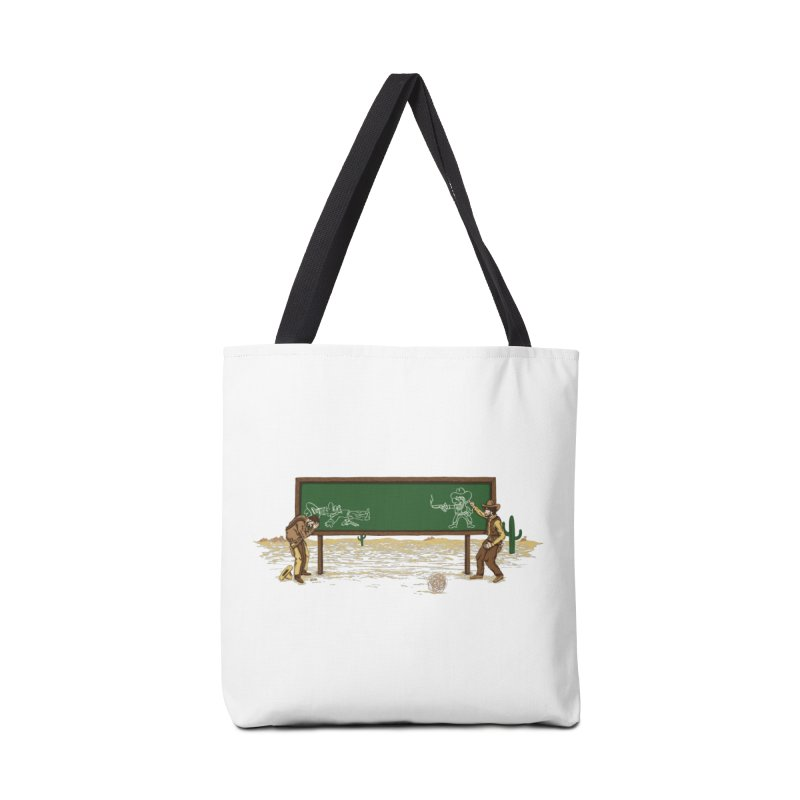 Quick Draw Accessories Tote Bag Bag by Made With Awesome