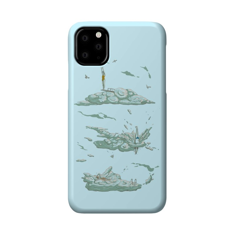 Sky Dive Accessories Phone Case by Made With Awesome
