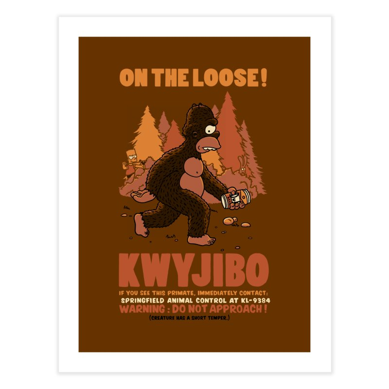 KWYJIBO On The Loose!   by Made With Awesome