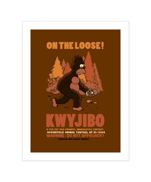 KWYJIBO On The Loose!