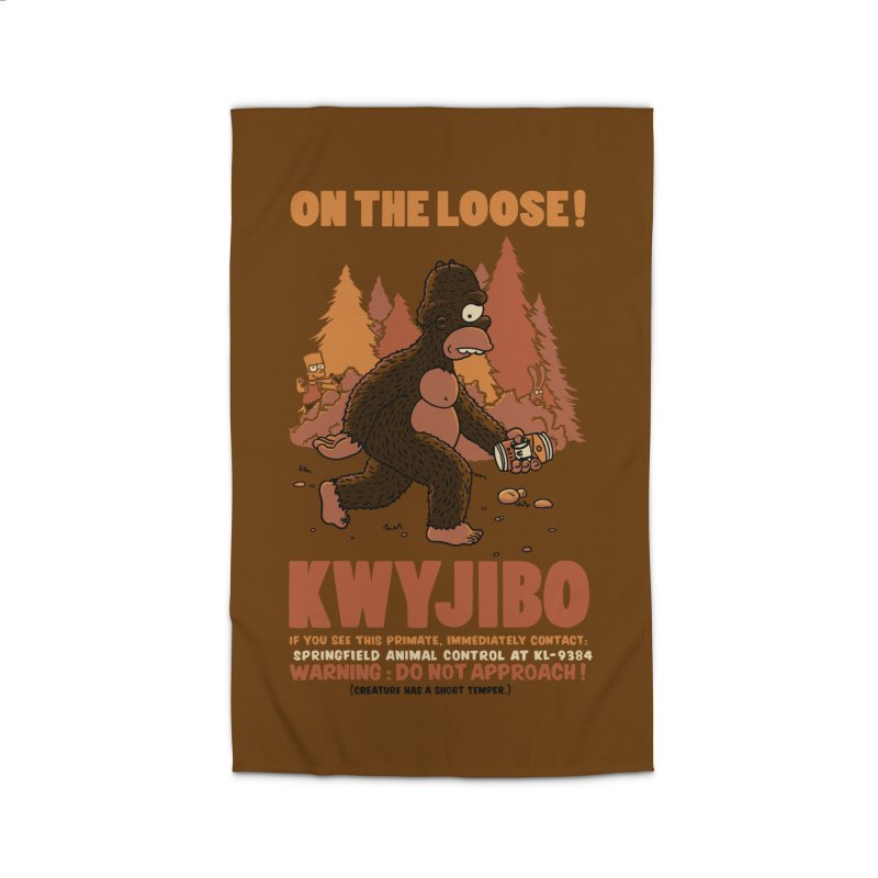 KWYJIBO On The Loose! Home Rug by Made With Awesome