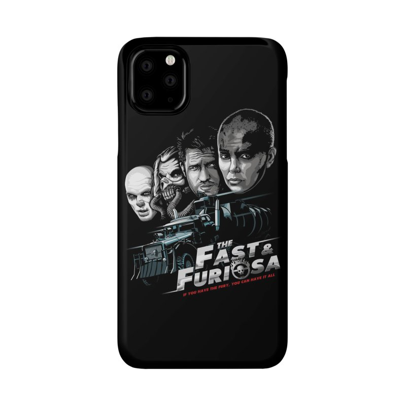 The Fast and Furiosa Accessories Phone Case by Made With Awesome