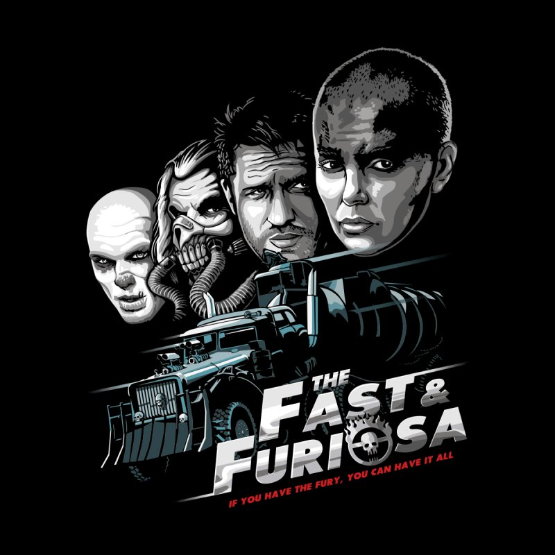 The Fast and Furiosa Men's Sweatshirt by Made With Awesome