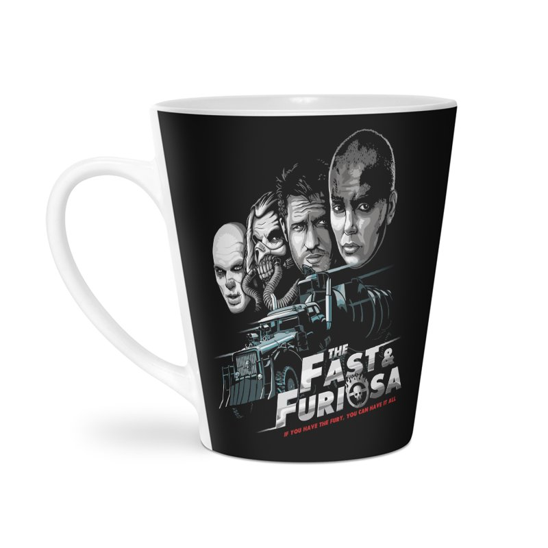 The Fast and Furiosa Accessories Latte Mug by Made With Awesome