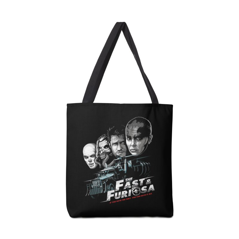 The Fast and Furiosa Accessories Tote Bag Bag by Made With Awesome