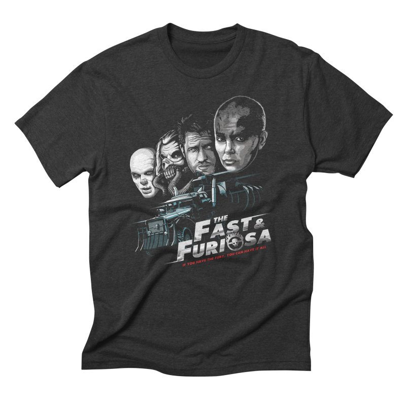 The Fast and Furiosa Men's Triblend T-Shirt by Made With Awesome