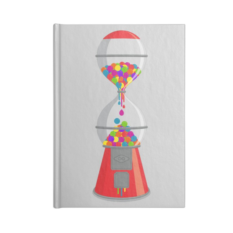 Take Your Sweet Time Accessories Blank Journal Notebook by Made With Awesome