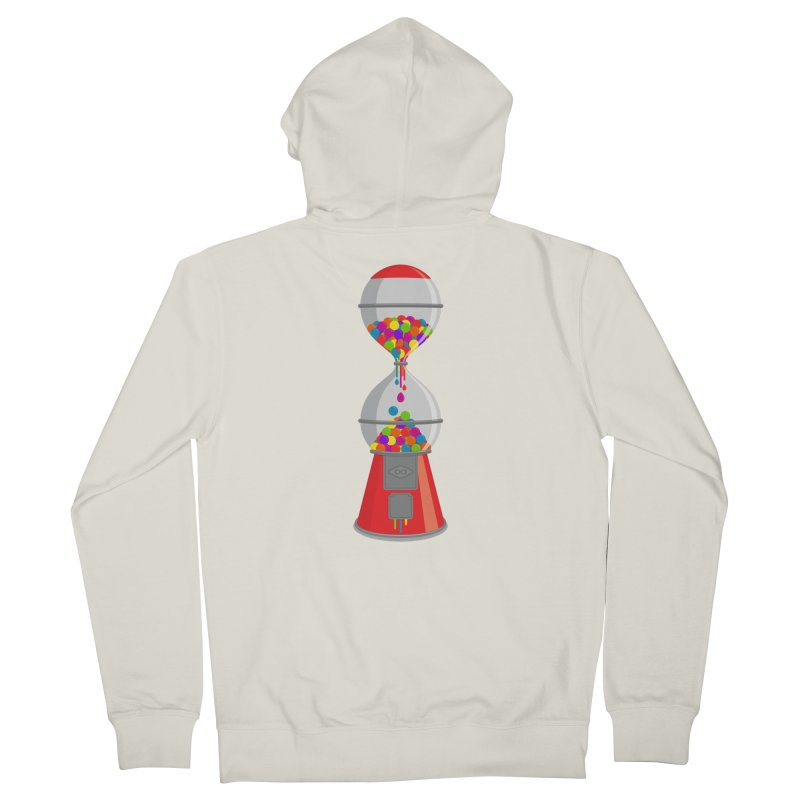 Take Your Sweet Time Men's French Terry Zip-Up Hoody by Made With Awesome