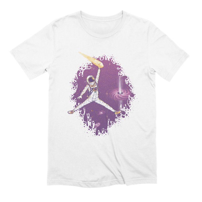Space Jamz Men's T-Shirt by Made With Awesome