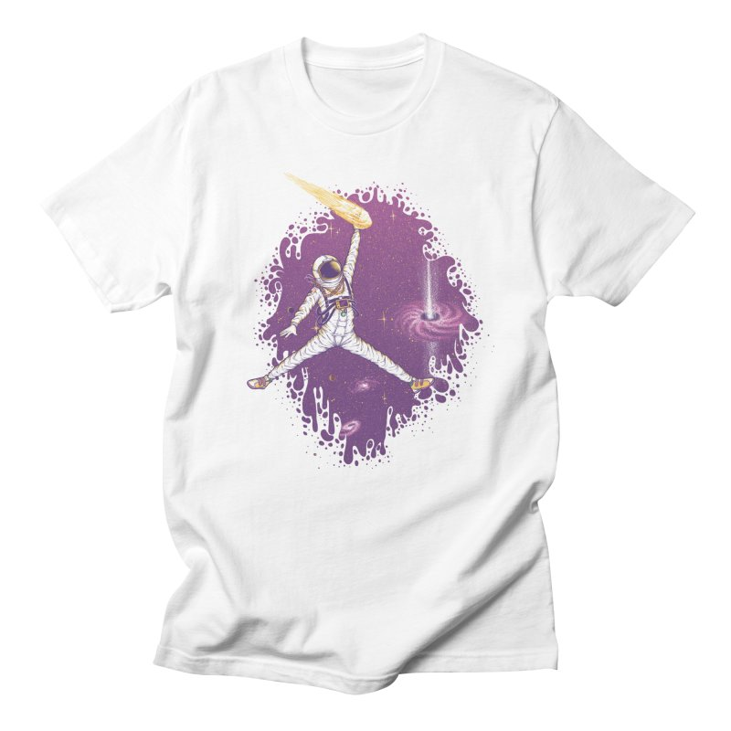 Space Jamz Women's T-Shirt by Made With Awesome