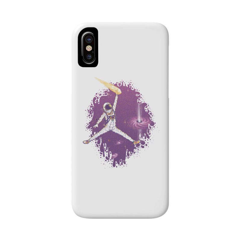 Space Jamz Accessories Phone Case by Made With Awesome