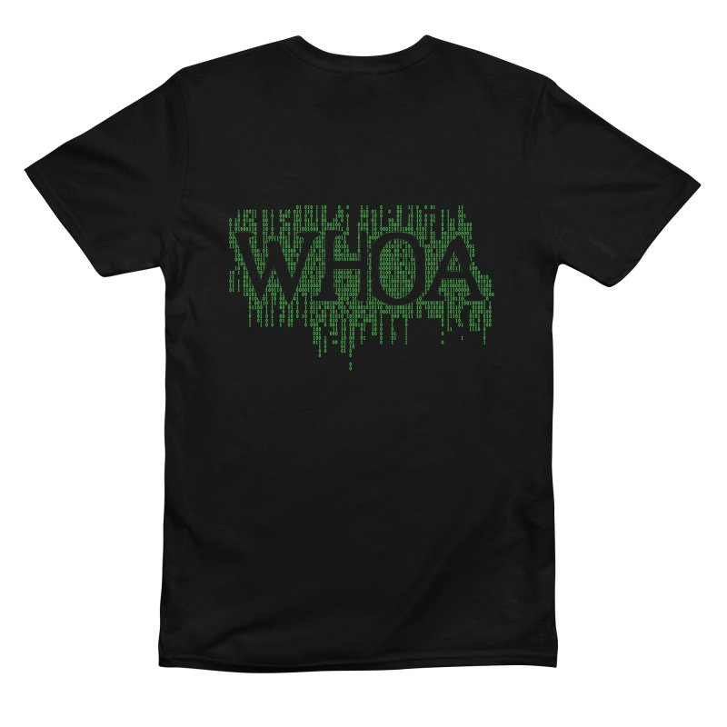Just Say Whoa Guys T-Shirt by Made With Awesome