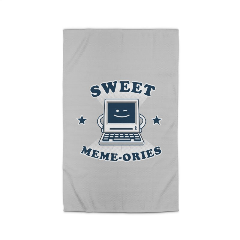 Sweet Meme-ories Home Rug by Made With Awesome