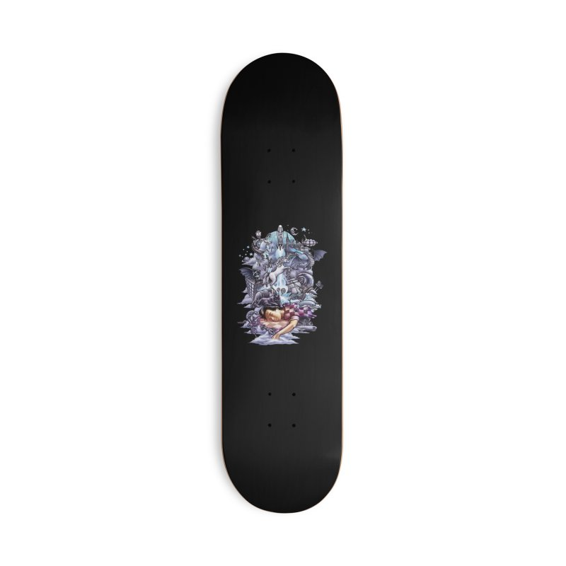 3D Dream (No 3D Effect) Accessories Skateboard by Made With Awesome
