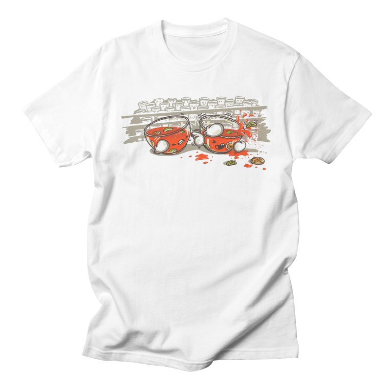 Punch Bowls Men's T-Shirt by Made With Awesome