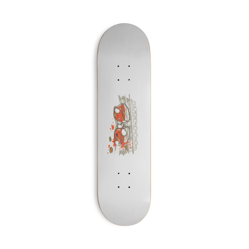 Punch Bowls Accessories Skateboard by Made With Awesome