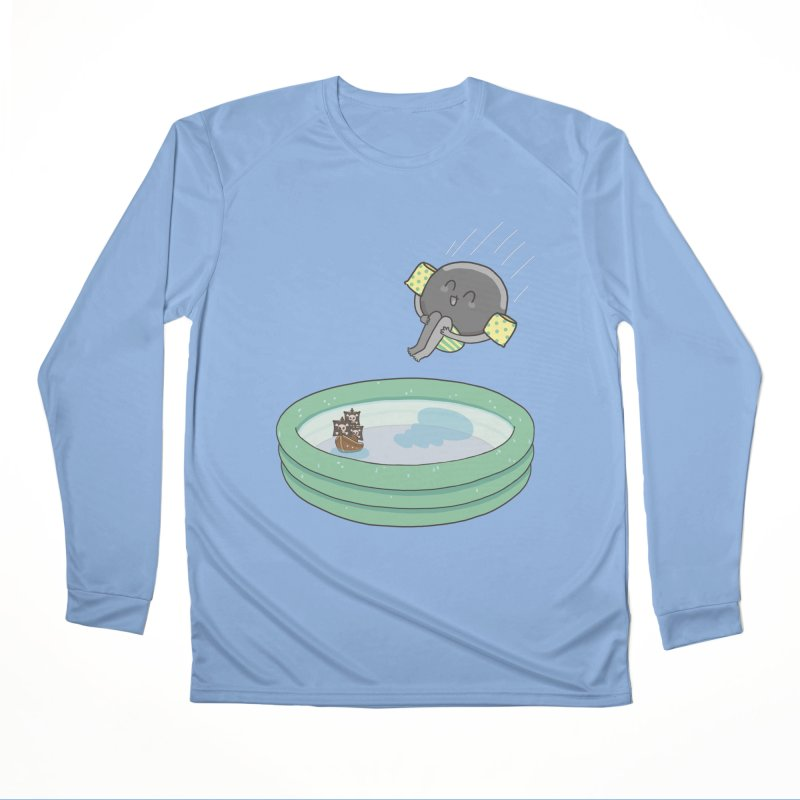 Cannonball Men's Longsleeve T-Shirt by Made With Awesome