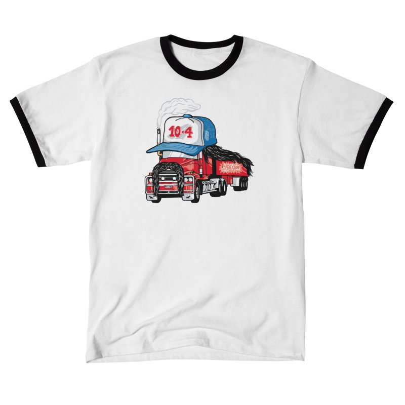 Trucker Hat Men's T-Shirt by Made With Awesome