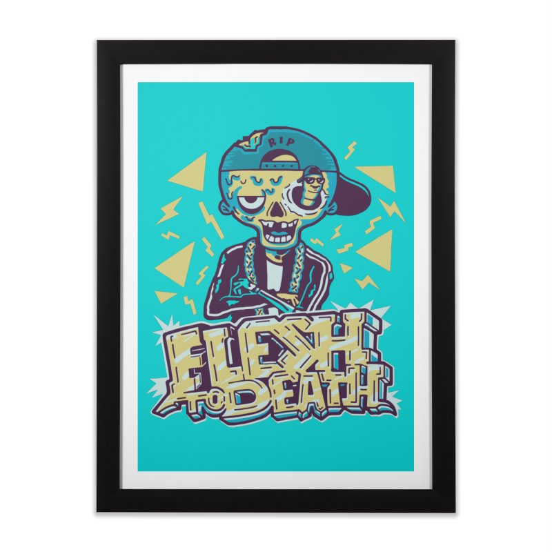 Flesh To Death   by Made With Awesome