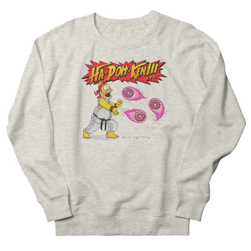Sweet Fighter Women's Sweatshirt by Made With Awesome