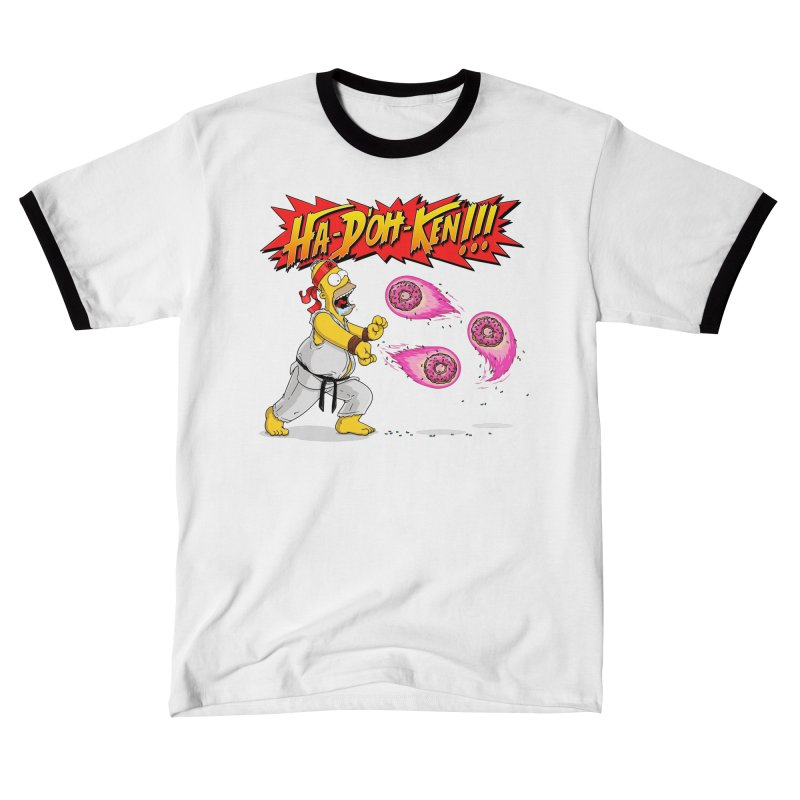 Sweet Fighter Guys T-Shirt by Made With Awesome