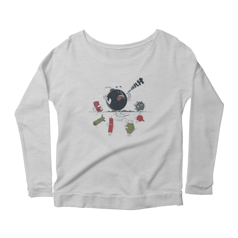 Blown Away Women's Longsleeve T-Shirt by Made With Awesome
