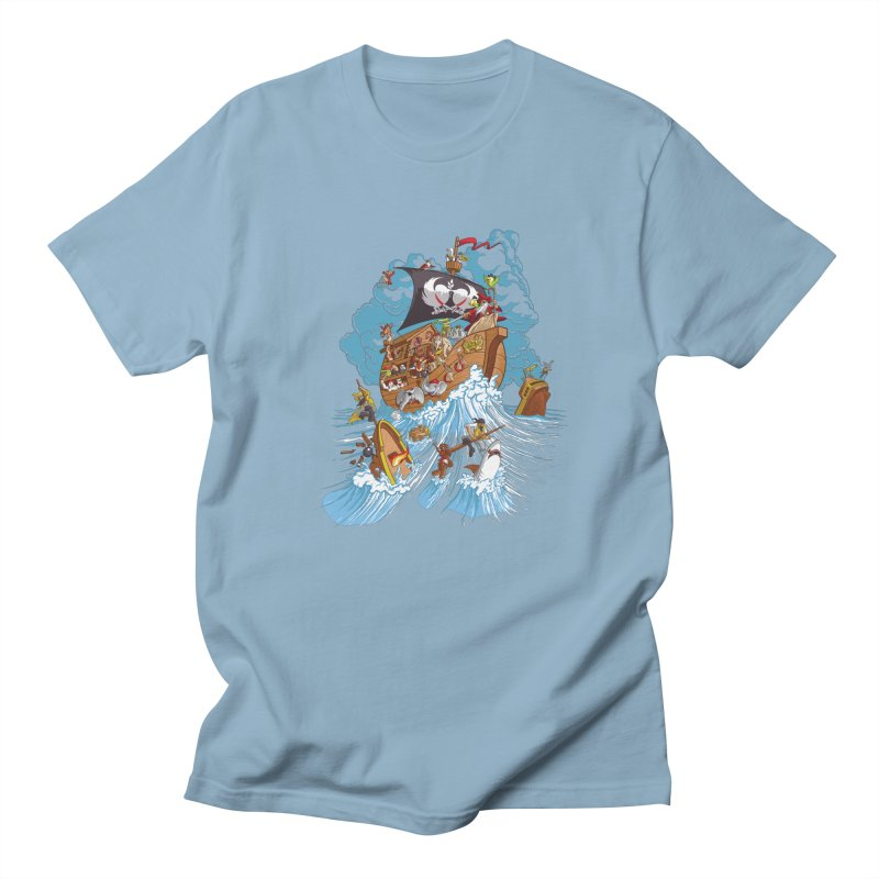 Noah's Arrrk Men's T-Shirt by Made With Awesome