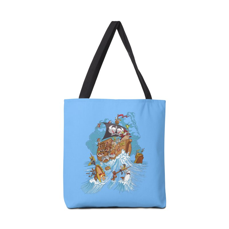 Noah's Arrrk Accessories Bag by Made With Awesome