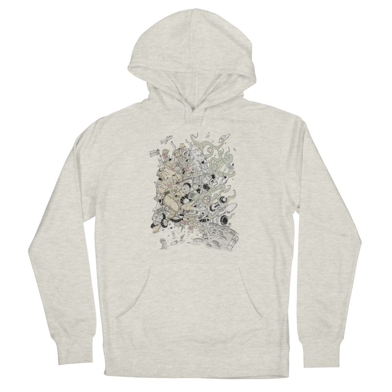 Imagine Nation Women's Pullover Hoody by Made With Awesome
