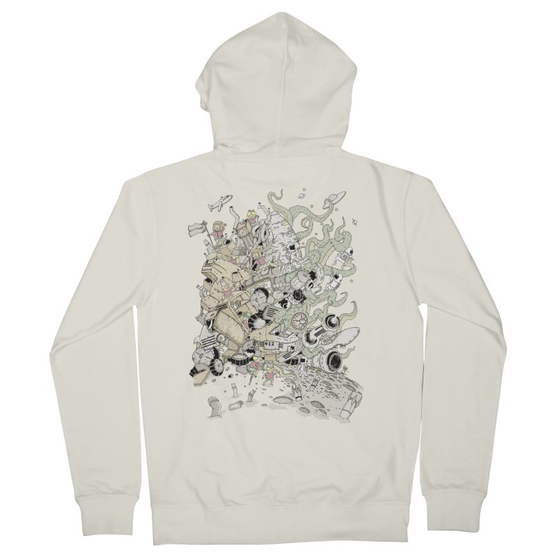 Imagine Nation Women's Zip-Up Hoody by Made With Awesome