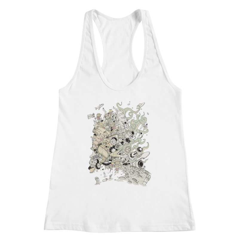 Imagine Nation Women's Tank by Made With Awesome