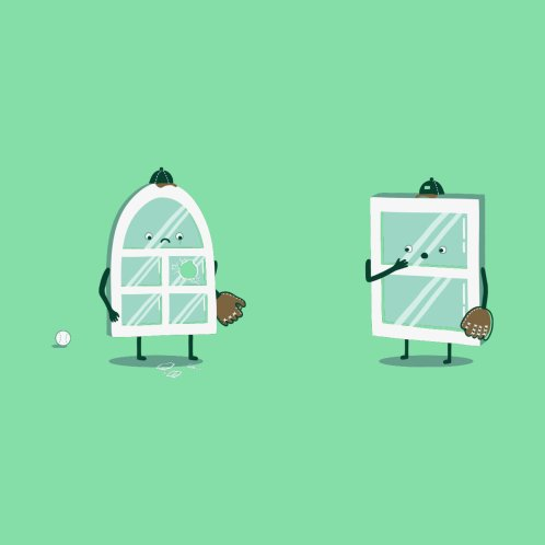 Design for Window Pain