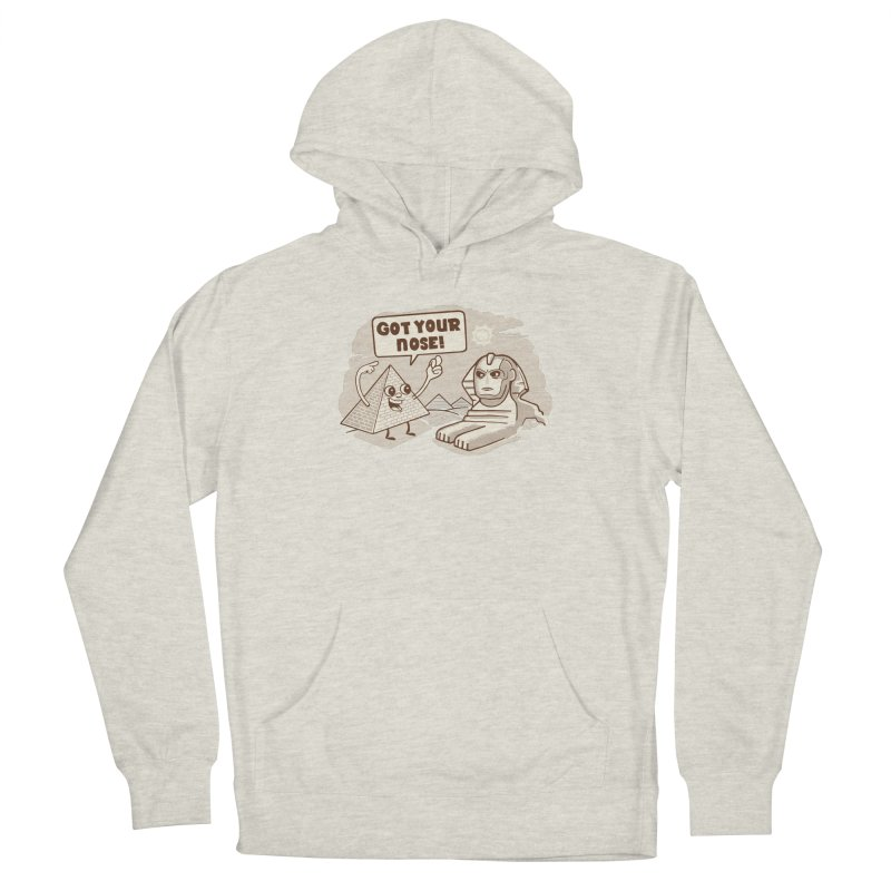 Sphinx Hijinks Men's Pullover Hoody by Made With Awesome