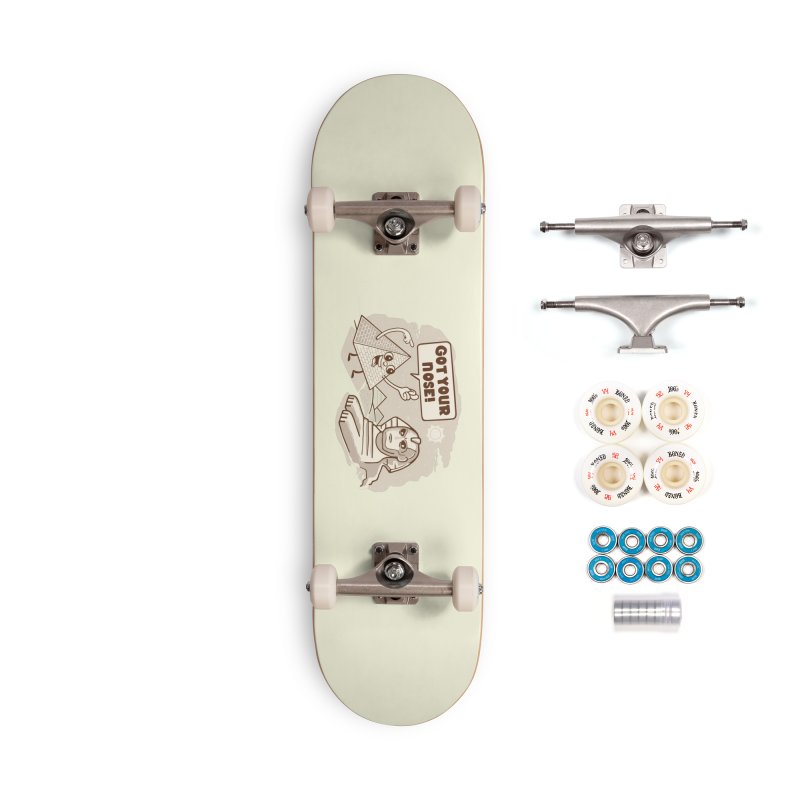Sphinx Hijinks Accessories Skateboard by Made With Awesome