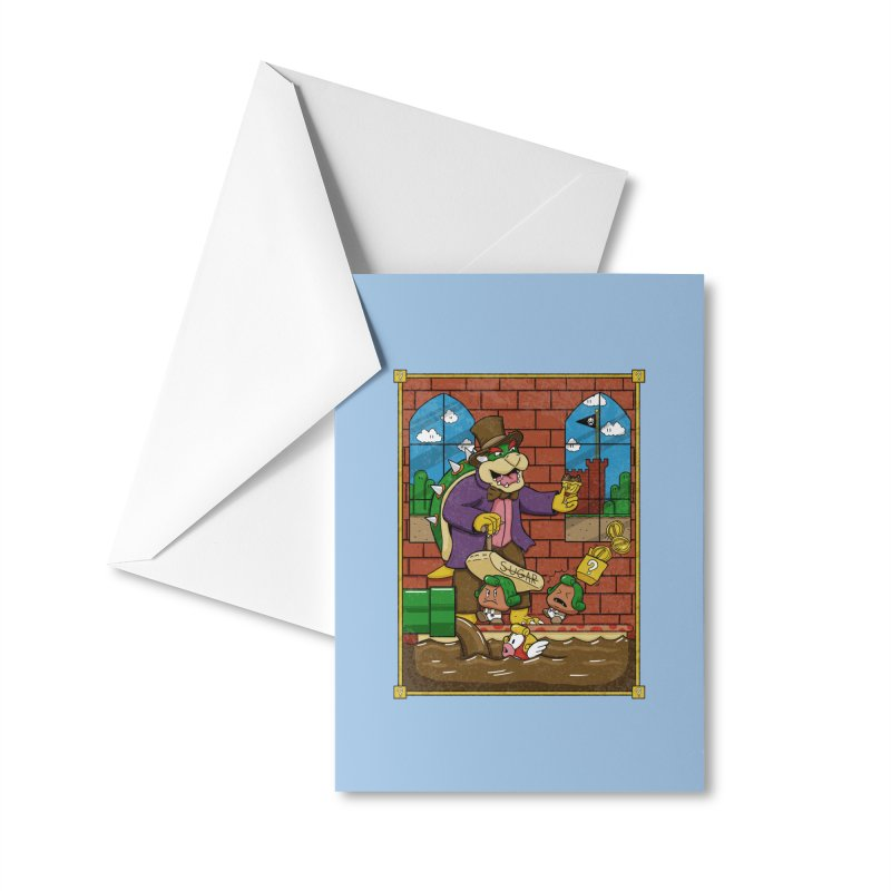Oompa Goombas Accessories Greeting Card by Made With Awesome