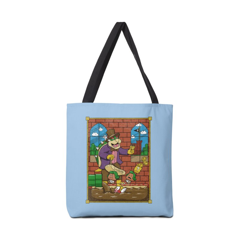 Oompa Goombas Accessories Bag by Made With Awesome