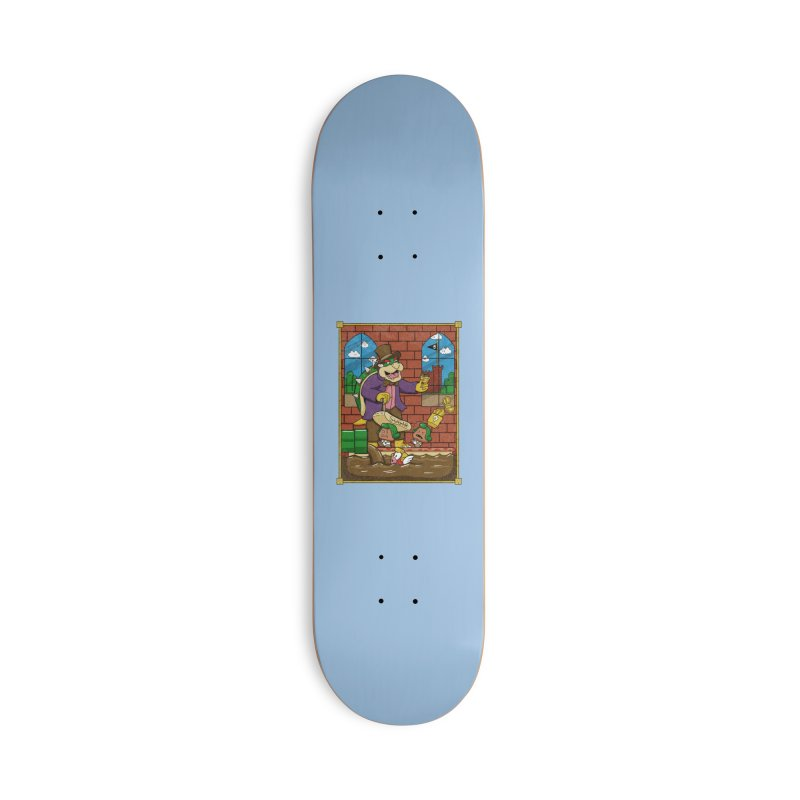 Oompa Goombas Accessories Skateboard by Made With Awesome