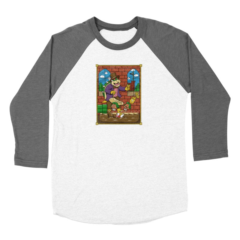 Oompa Goombas Women's Longsleeve T-Shirt by Made With Awesome