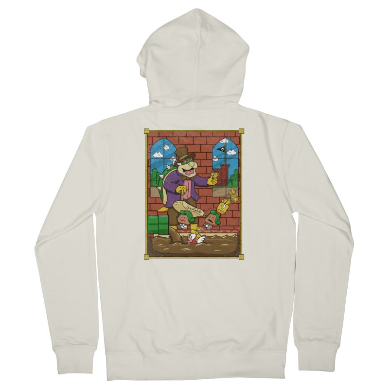 Oompa Goombas Men's Zip-Up Hoody by Made With Awesome