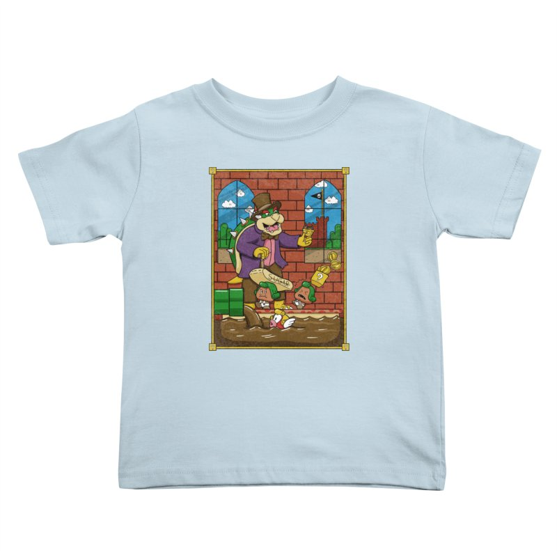 Oompa Goombas Kids Toddler T-Shirt by Made With Awesome