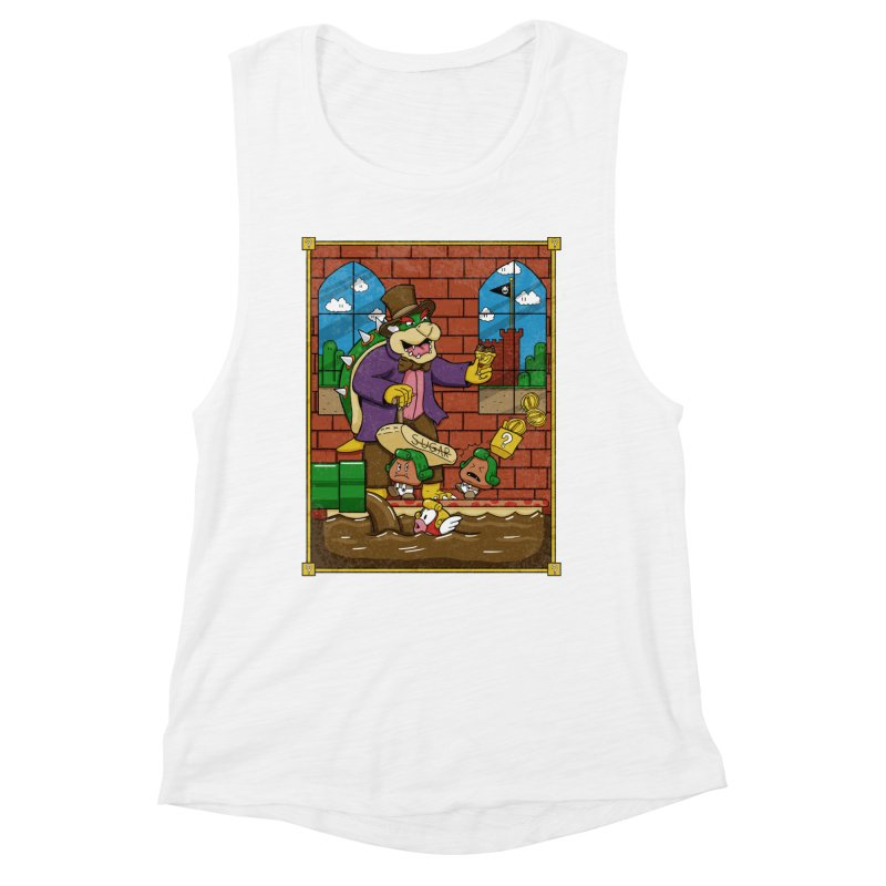 Oompa Goombas Women's Tank by Made With Awesome