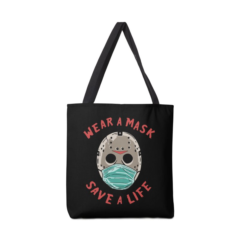 Save A Life Accessories Bag by Made With Awesome