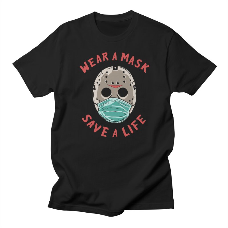 Save A Life Men's T-Shirt by Made With Awesome